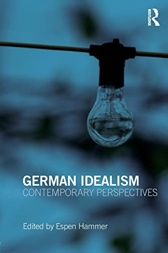9780415373050: German Idealism: Contemporary Perspectives