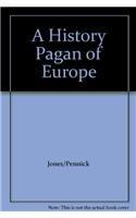9780415373333: A History of Pagan Europe