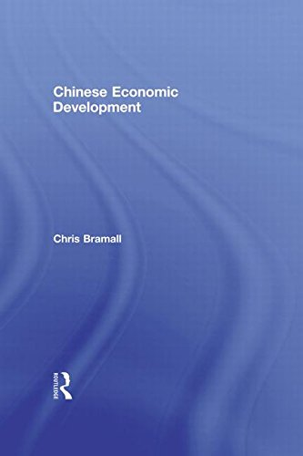 9780415373470: Chinese Economic Development