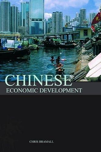 9780415373487: Chinese Economic Development