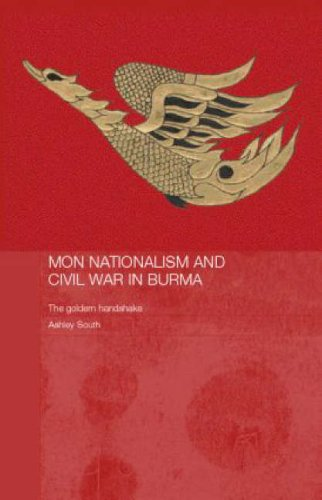 9780415374118: Mon Nationalism and Civil War in Burma: The Golden Sheldrake