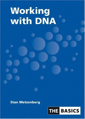 9780415374644: Working With DNA (THE BASICS (Garland Science))