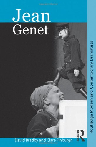 9780415375047: Jean Genet (Routledge Modern and Contemporary Dramatists)