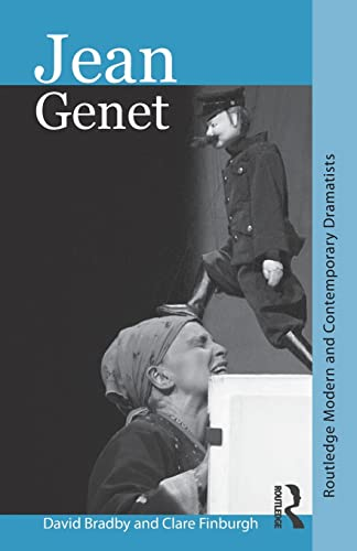 9780415375061: Jean Genet (Routledge Modern and Contemporary Dramatists)