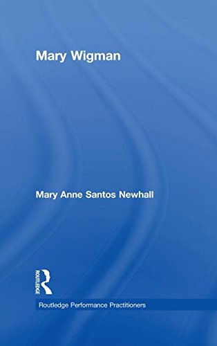 9780415375269: Mary Wigman (Routledge Performance Practitioners)