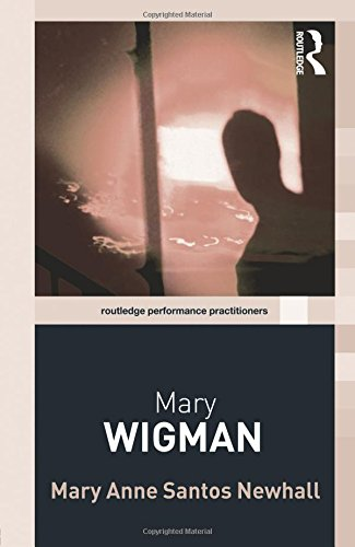 9780415375276: Mary Wigman (Routledge Performance Practitioners)