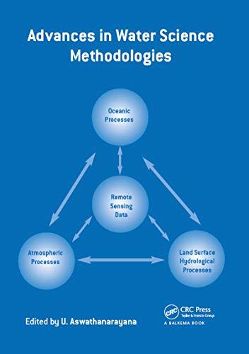 9780415375337: Advances in Water Science Methodologies