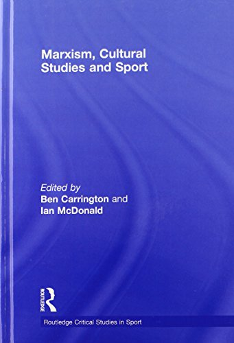 9780415375405: Marxism, Cultural Studies and Sport (Routledge Critical Studies in Sport)