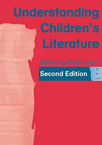 9780415375467: Understanding Children's Literature
