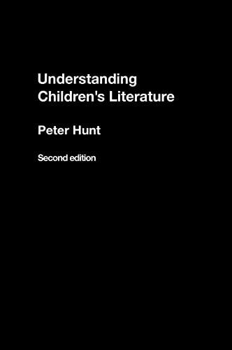 Understanding Children's Literature: Routledge