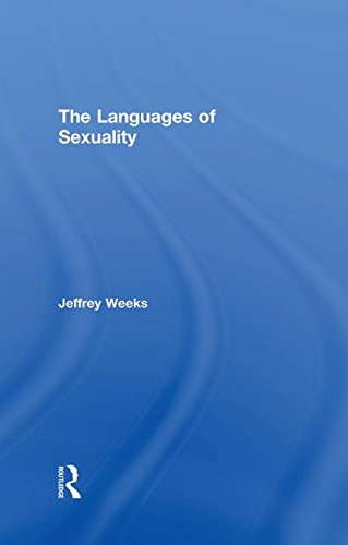 9780415375726: The Languages of Sexuality