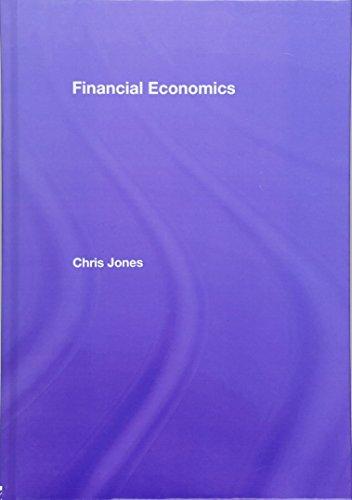 9780415375849: Financial Economics