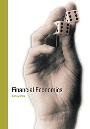 9780415375856: Financial Economics