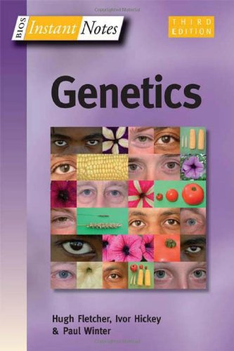 9780415376198: BIOS Instant Notes in Genetics