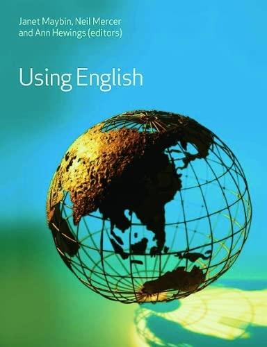9780415376815: Using English (U211 Exploring the English Language)