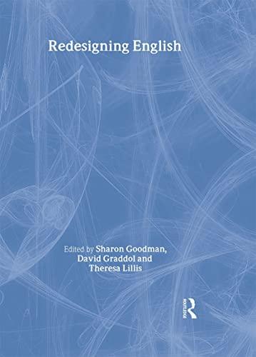 9780415376884: Redesigning English