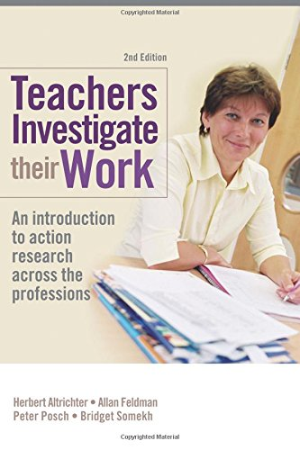 9780415377942: Teachers Investigate Their Work: An introduction to action research across the professions