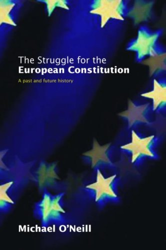 EU Constitution: Political Analysis (041537801X) by Michael O'neill