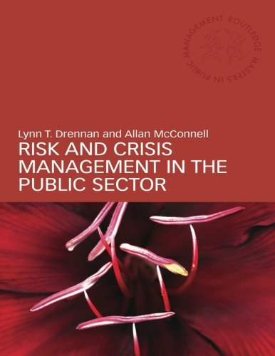 9780415378154: Risk and Crisis Management in the Public Sector