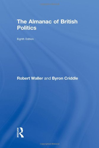 9780415378246: The Almanac of British Politics