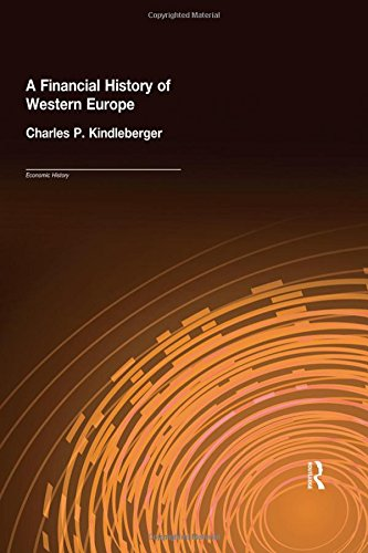 9780415378673: Finance, Money and Banking: A Financial History of Western Europe