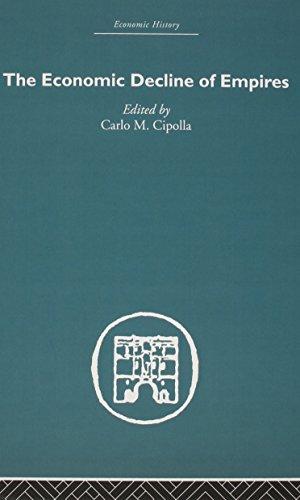 9780415379274: The Economic Decline of Empires (Economic History) (Volume 2)