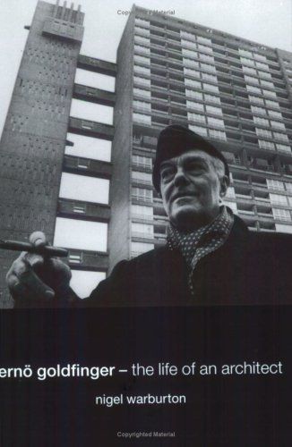 9780415379458: Erno Goldfinger: The Life of an Architect