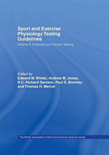 9780415379656: 2: Sport and Exercise Physiology Testing Guidelines: Volume II – Exercise and Clinical Testing: The British Association of Sport and Exercise Sciences ... Volume 2 (Bases Sport and Exercise Science)