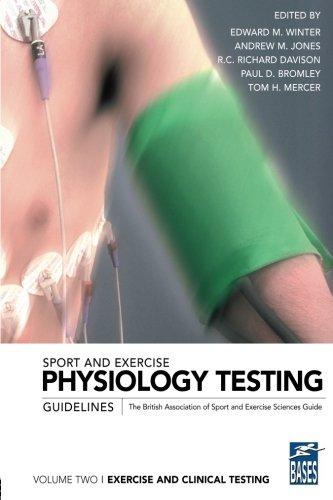 9780415379663: Sport and Exercise Physiology Testing Guidelines: Volume II – Exercise and Clinical Testing: The British Association of Sport and Exercise Sciences Guide: Volume 2 (Bases Sport and Exercise Science)