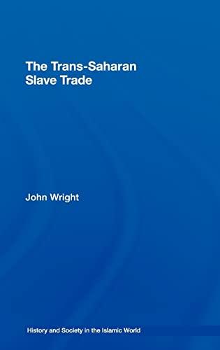 9780415380461: The Trans-Saharan Slave Trade