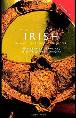 9780415381307: Colloquial Irish: The Complete Course for Beginners (Colloquial Series) - Book & CDs