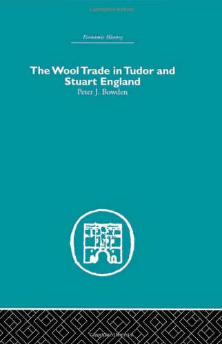 9780415381499: Wool Trade in Tudor and Stuart England (Economic History) (Volume 9)