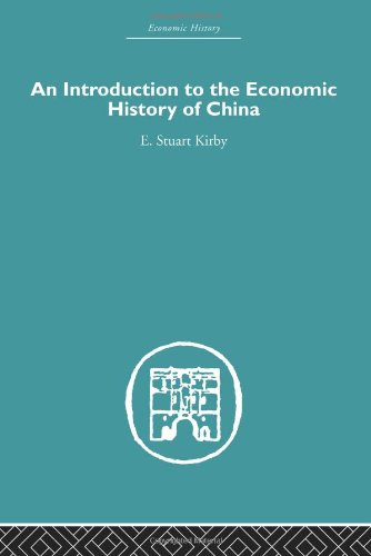 9780415381550: Introduction to the Economic History of China (Economic History (Routledge)) (Volume 4)
