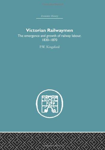 9780415382311: Victorian Railwaymen (Economic History) (Volume 5)