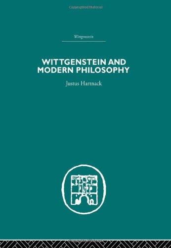 9780415382847: Wittgenstein and Modern Philosophy (Volume 5)