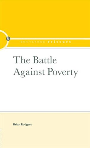 9780415382908: The Battle Against Poverty