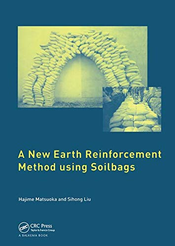 9780415383547: A New Earth Reinforcement Method using Soilbags