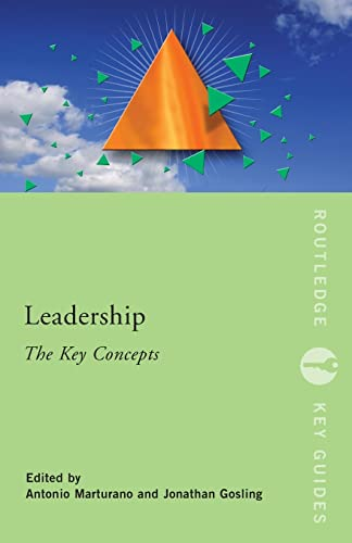 9780415383646: Leadership: The Key Concepts
