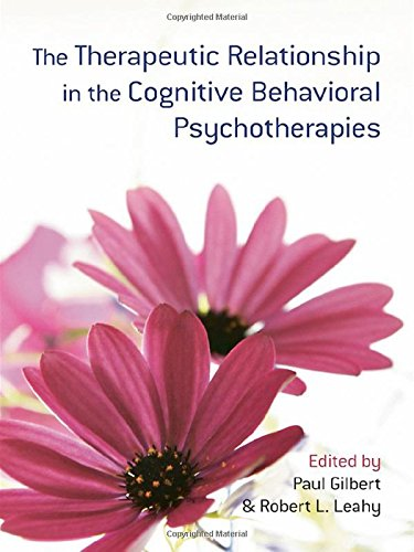 9780415384377: The Therapeutic Relationship in the Cognitive Behavioral Psychotherapies
