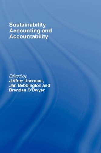 9780415384889: Sustainability Accounting and Accountability