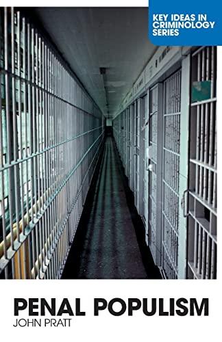 9780415385084: Penal Populism (Key Ideas in Criminology)