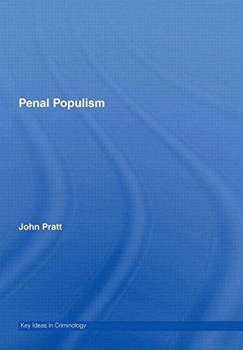 9780415385091: Penal Populism (Key Ideas in Criminology)