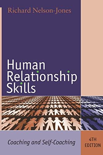 9780415385879: Human Relationship Skills: Coaching and Self-Coaching
