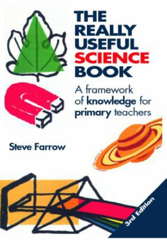 9780415385930: The Really Useful Science Book: A Framework of Knowledge for Primary Teachers (Really Useful Series)