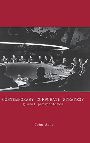 9780415385954: Contemporary Corporate Strategy: Global Perspectives (Routledge Studies in International Business and the World Economy)
