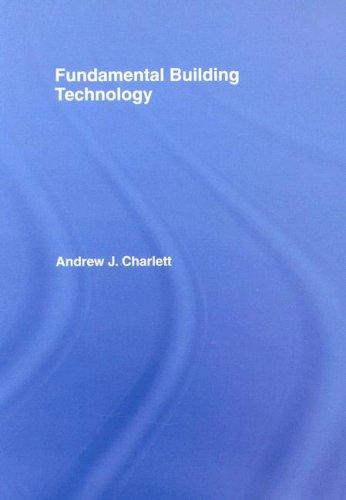 9780415386234: Fundamental Building Technology