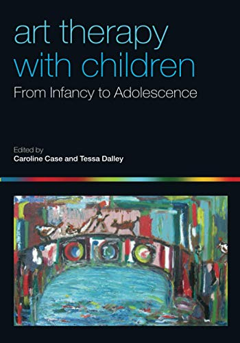 9780415386302: Art Therapy with Children: From Infancy to Adolescence