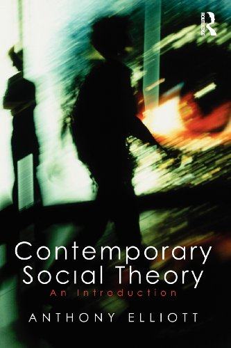 9780415386333: Contemporary Social Theory: An Introduction