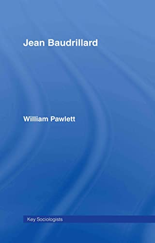 9780415386449: Jean Baudrillard: Against Banality (Key Sociologists)