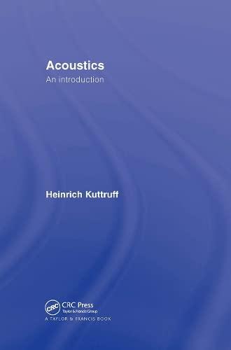 9780415386791: Acoustics: An Introduction